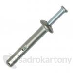 Zatloukací hmoždinka kovová 6x50mm (1ks)