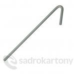 Audacio závěsný drát s hákem 1000mm (100ks)