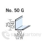 OWA premium S 3 obvodový profil 3050mm č. 50G