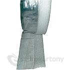 Izostep XPE-S okrajový pásek samolepící s PE folií 5x150mm