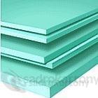 Extrudovaný polystyren XPS30 tl. 100mm - drsný rovná hrana