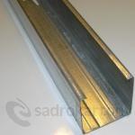 CW 50 dl. 2,6m - profil pro sádrokartonové příčky