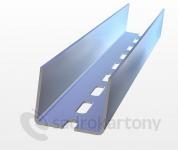 UA 50 dl. 3,50m - výztužný profil na sádrokarton