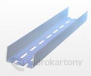 UA 75 dl. 4,00m - výztužný profil na sádrokarton
