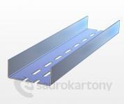 UA 100 dl. 3,00m - výztužný profil na sádrokarton