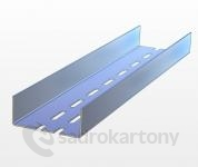 UA 100 dl. 4,00m  - výztužný profil na sádrokarton