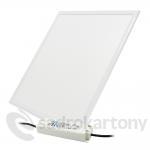 LED panel LEDPAN PRO, 60x60 cm, 40W, 4000K, 3800lm - nestmívatelný