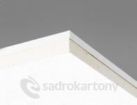 Ecophon Combison Duo A 600x600x55mm White Frost